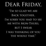 It's Friday Funny Quotes Facebook