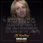 Jk Rowling Harvard Speech Quotes Facebook
