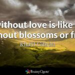 Khalil Gibran Quotes About Love Facebook