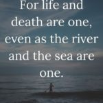 Khalil Gibran Quotes On Death Facebook