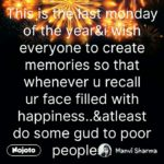 Last Monday Of The Year Quotes Tumblr