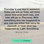 Last Thursday Of The Year Quotes