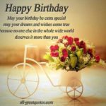 Latest Happy Birthday Wishes Facebook