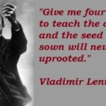 Lenin Quotes On Education Pinterest