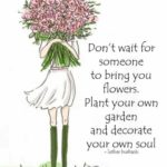 Life Is Like A Flower Quotes Pinterest