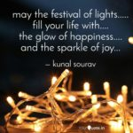 Light Festival Quotes Pinterest