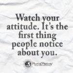 Lines On Positive Attitude Pinterest