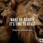 Lion Photos With Quotes Pinterest