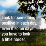 Look At The Positive Side Quotes Pinterest