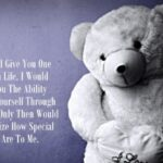 Love For Teddy Quotes Twitter