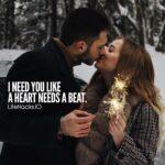 Love Romantic Caption