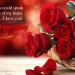 Love Rose Day Pic Pinterest