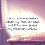 Love You Teacher Quotes