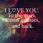 Love You To The Stars And Back Quotes Pinterest