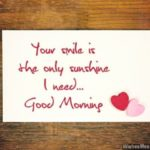 Lovely Good Morning Message For My Wife Pinterest