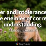 Mahatma Gandhi Quotes About Animals