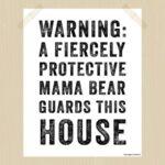 Mama Bear Quote Pinterest