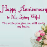 Marriage Anniversary Message For Wife Tumblr