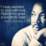 Martin Luther King Quotes On Love Pinterest
