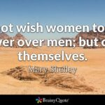 Mary Wollstonecraft Shelley Quotes Facebook
