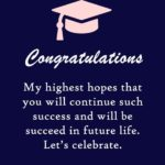 Master Graduation Wishes Twitter
