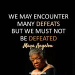 Maya Angelou History Quote Facebook