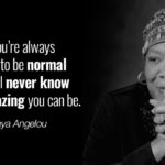 Maya Angelou Legacy Quote