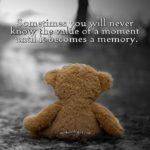 Memory Bear Quotes Pinteresta