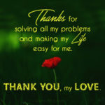 Messages For Thanking Someone Special