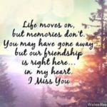 Missing Friends Messages Pinterest