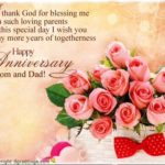 Mom Dad Marriage Anniversary Wishes Twitter