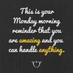 Monday Morning Work Inspirational Quotes Pinterest