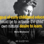 Montessori Quotes On Education Twitter