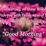 Morning Wishes For Love Facebook