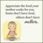 Mother Food Quotes Tumblr