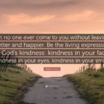 Mother Teresa Quotes On Life Happiness Tumblr