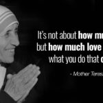 Mother Teresa Quotes On Love Facebook