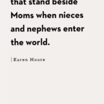 Mothers Day Quotes For Aunts Pinterest