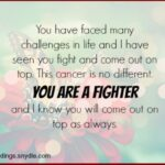 Motivational Quotes For Cancer Patients