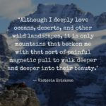 Mountain Beauty Quotes Pinterest
