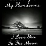 My Handsome Man Quotes