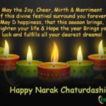 Narak Chaturdashi Wishes Pinterest