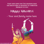 Navratri Greetings Images Pinterest