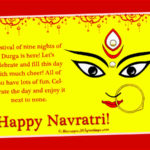 Navratri Wishes To Employees Twitter