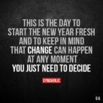 New Year Fitness Quotes Facebook