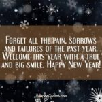 New Year Forget Past Quotes