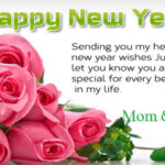 New Year Message For A Special Friend Pinterest