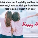 New Year Message To Best Friend Twitter
