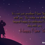 New Year Wishes For Girlfriend 2021 Twitter