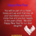 New Year Wishes For My Daughter Twitter